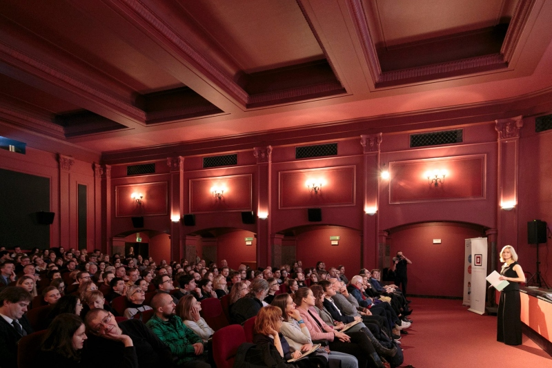 Record-breaking attendance at the 20th WATCH DOCS IFF and dates of this year's festival!